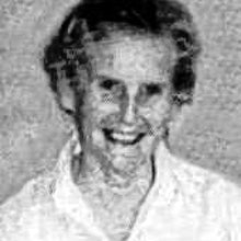 Edith Ellen Tufts (Harris)