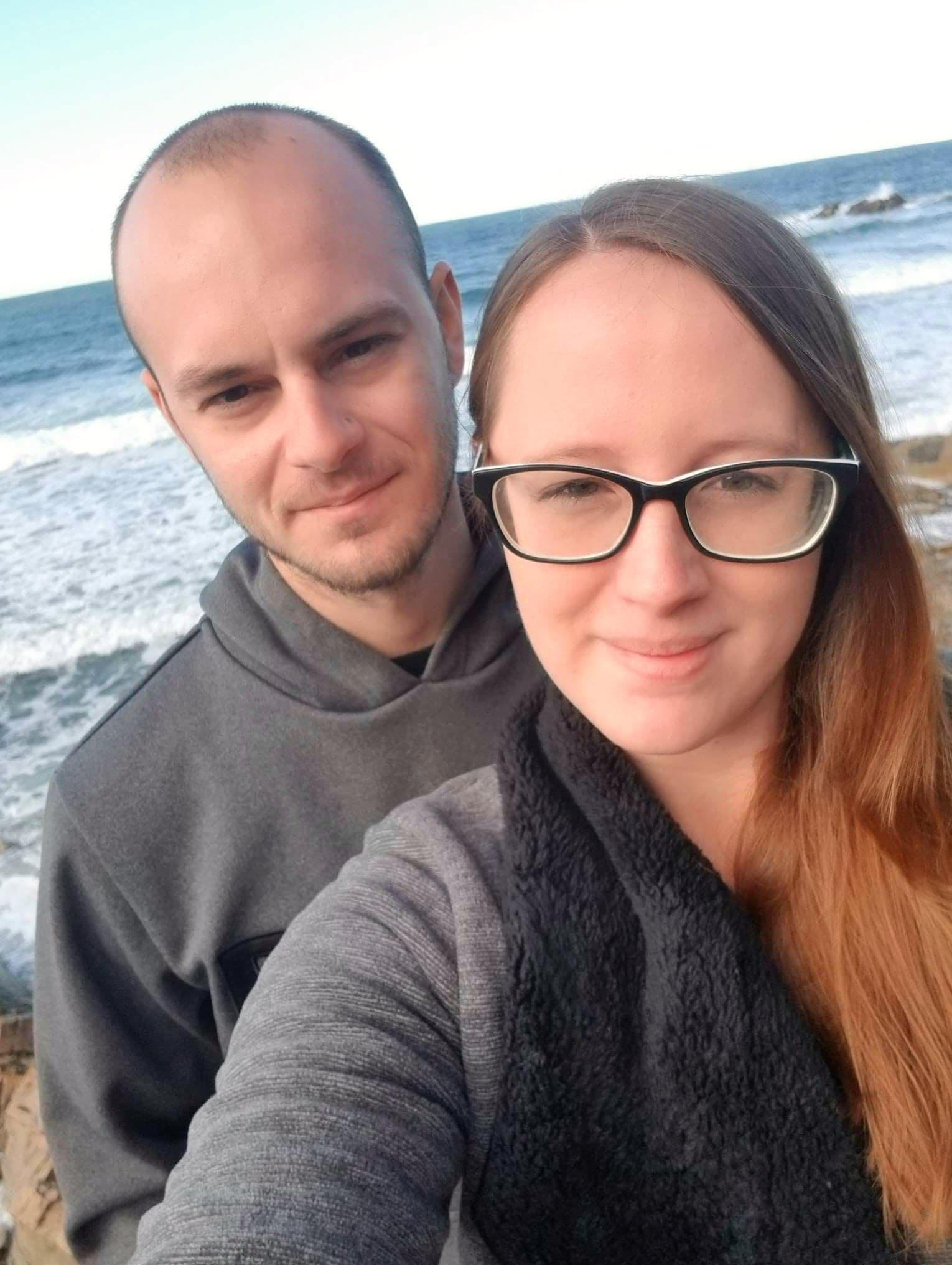 Kyle Rice and Jessica Baker are still recovering from serious injuries they suffered in a head-on crash in Dartmouth on Feb. 6.