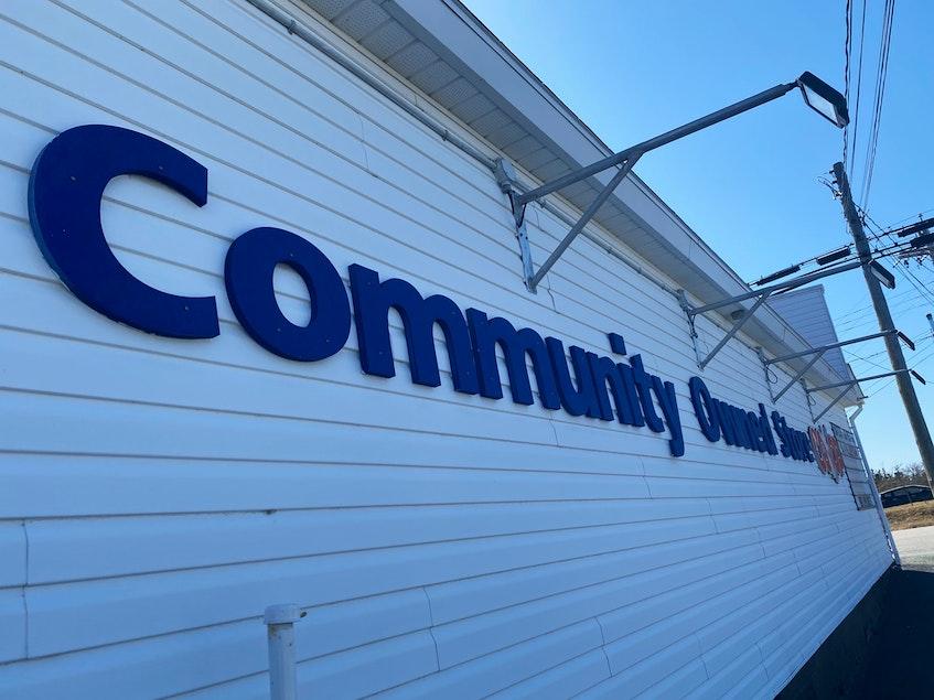 Community is the biggest part of the De La Tour Co-op in West Pubnico. TINA COMEAU PHOTO - Tina Comeau