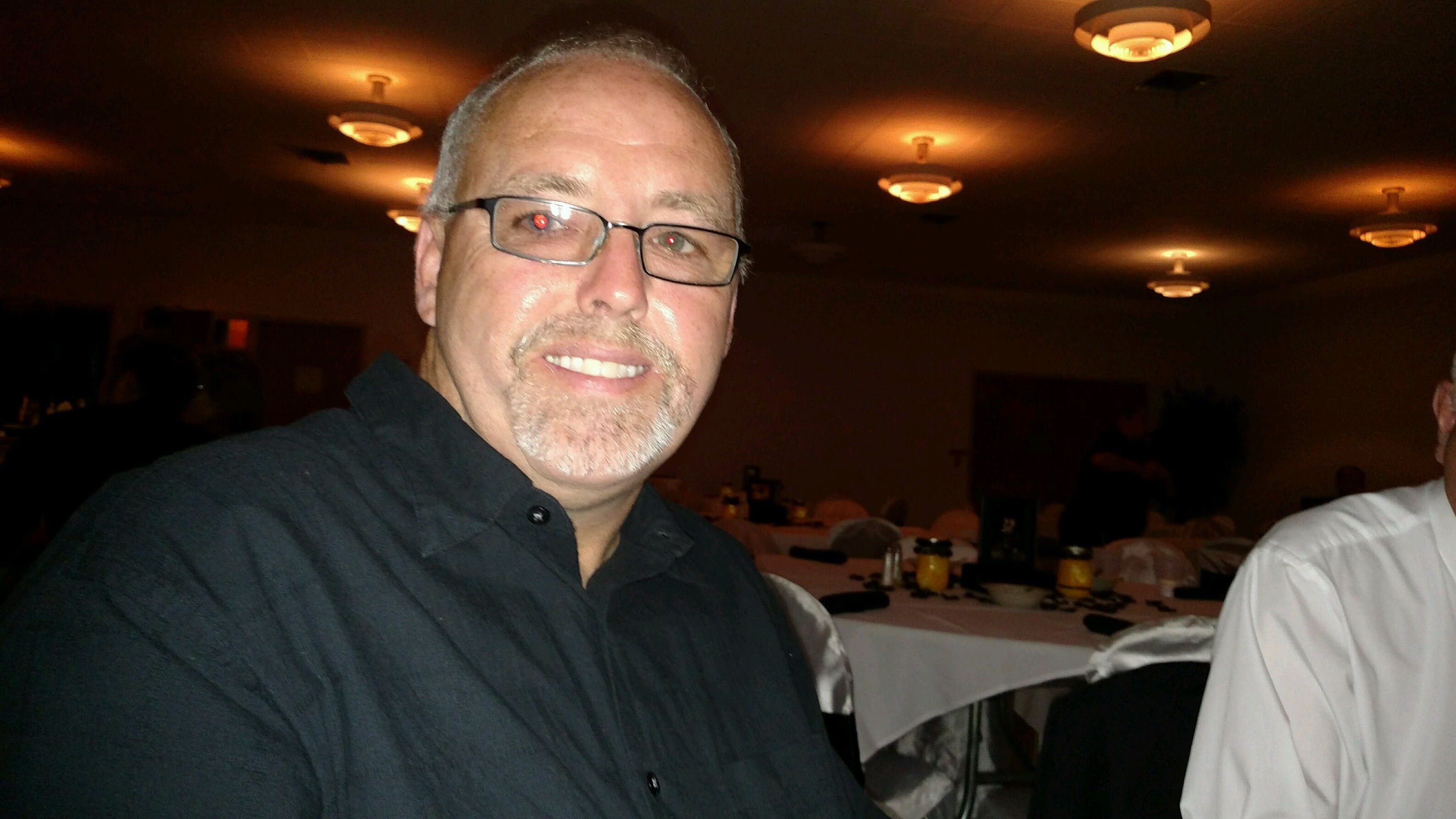 Dave Hufford is looking for his biological father. His biological mother was from Port Hood, N.S. and he was born in Colchester County.