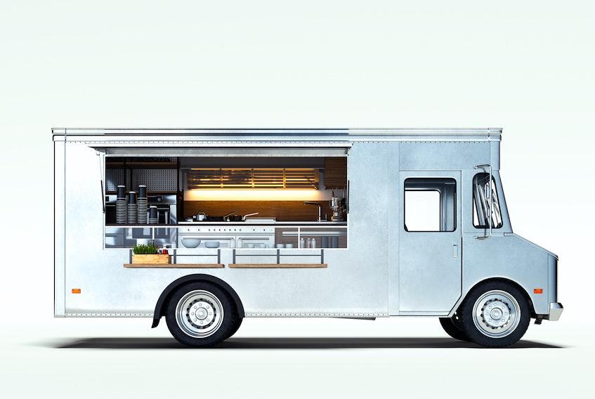 Food Truck. –123RF Stock Photo