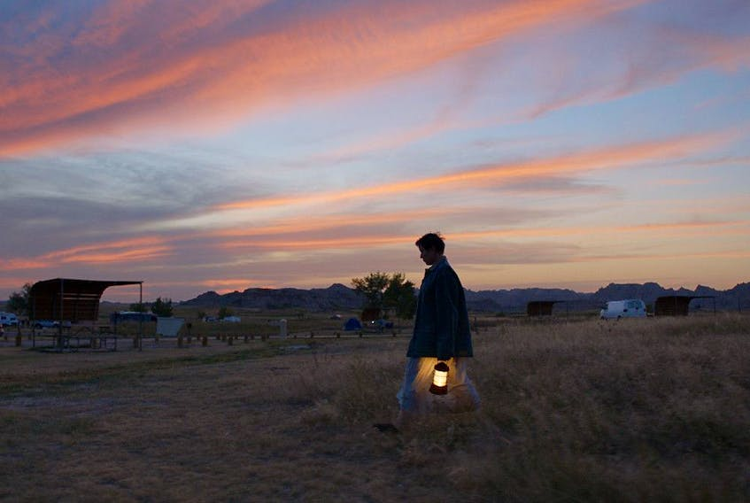 A portrait of stubborn self-sufficiency: Frances McDormand in Nomadland.