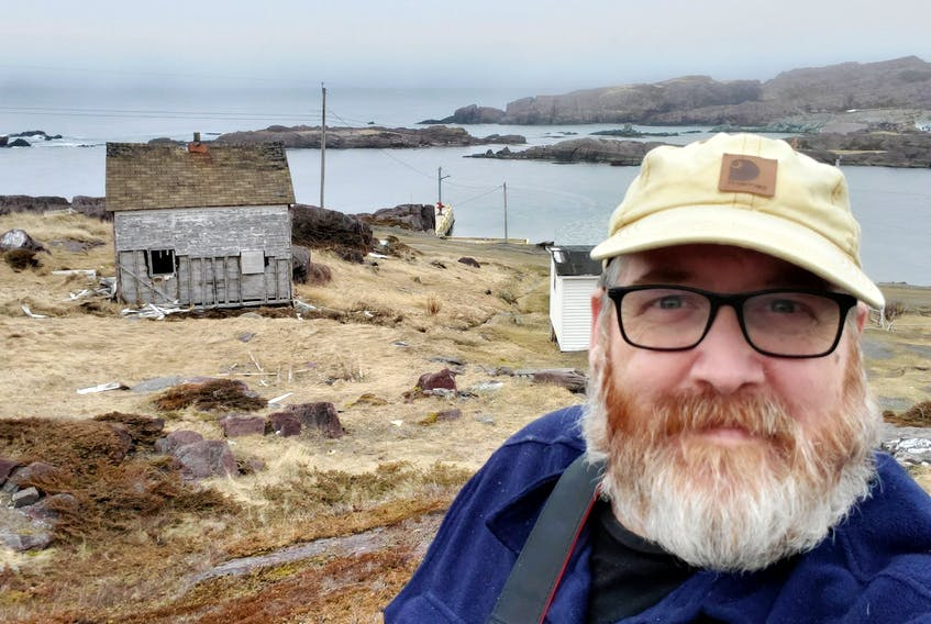 """Clarenville photographer Cory Babstock hopes a Kickstarter campaign will help his """"Unsettled"""" photography project. SaltWire Network file photo"""
