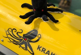 Kraken Robotics announced its intention to aquire PanGeo Subsea Inc. on Thursday. Kraken Robotics Facebook