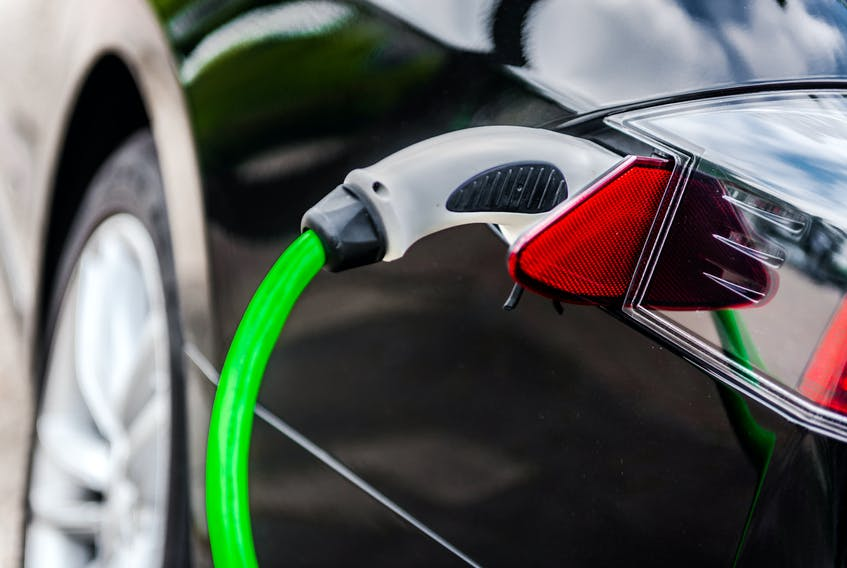 Alongside Quebec, B.C., and Nova Scotia, P.E.I. is the fourth province to offer the electrical vehicle incentive.