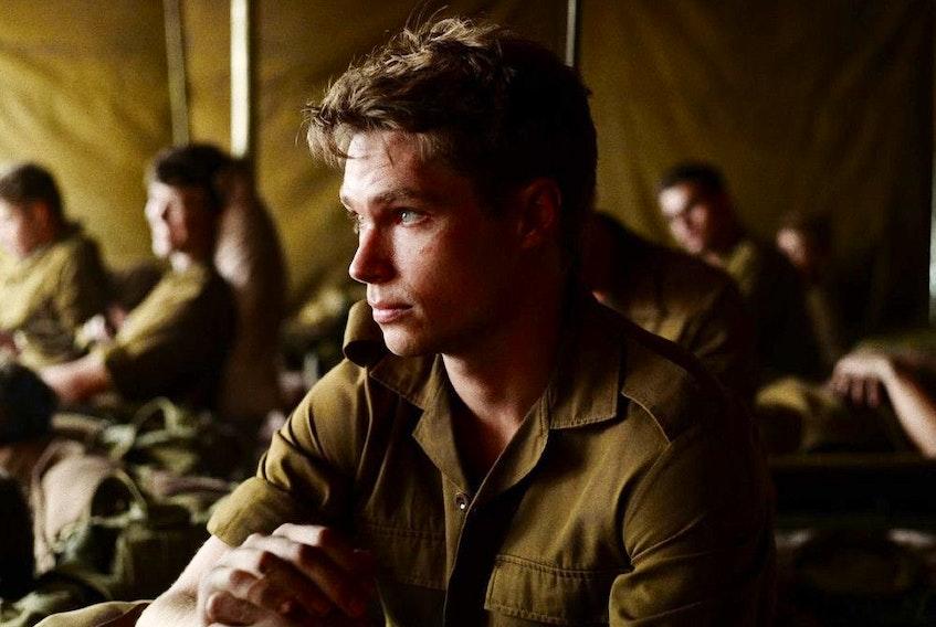 Kai Luke Brummer stars as Nicholas van der Swart in Oliver Hermanus' Moffie.