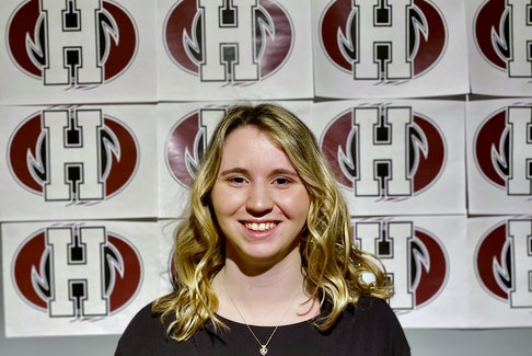 Brianna Spencer will play soccer for the Holland College Hurricanes this fall.