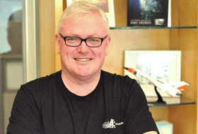 Kraken Robotics Inc. president and CEO Karl Kenny.