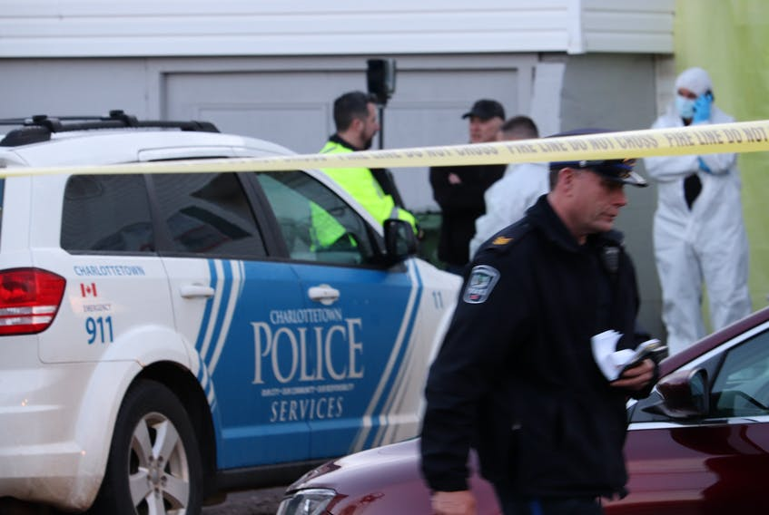 Charlottetown Police Services are in the early stages of a suspicious death investigation on St Peters Road.