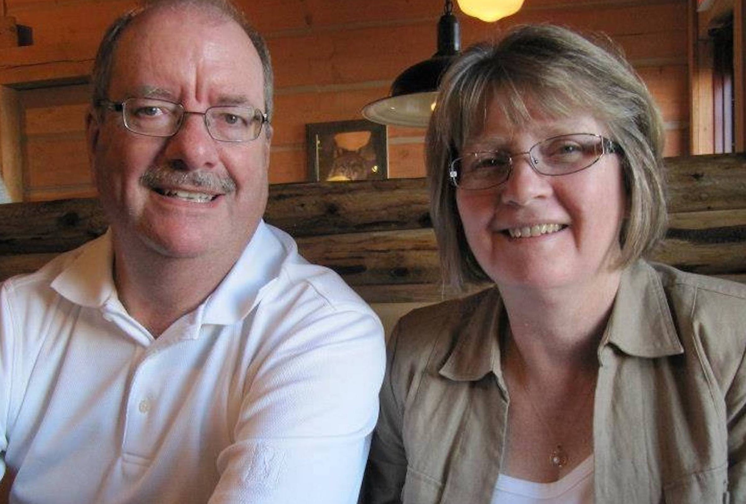 Robert and Bernice Lundrigan