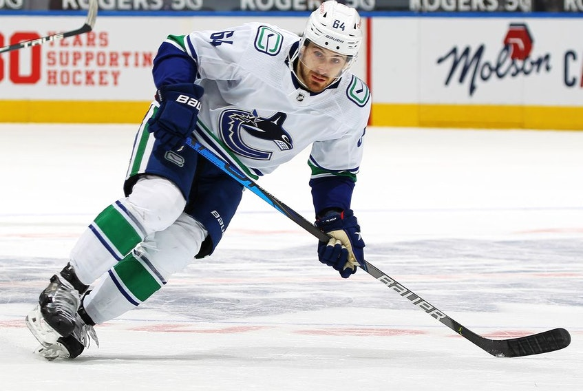 Vancouver Canucks winger Tyler Motte is one of 31 nominees for the 2021 Bill Masterton Memorial Trophy, which recognizes perseverance, sportsmanship and dedication to hockey.