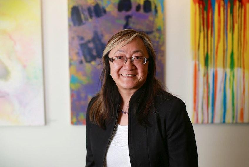 Patti Pon, CEO and president of Calgary Arts Development.
