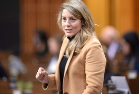 Mélanie Joly, the federal minister responsible for official languages. Her document leaves the door open to different language realities in different provinces.