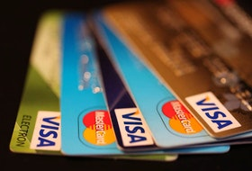 Teenagers are naturally interested in how credit cards work, but it's important they learn it's not free money.