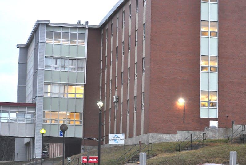 The Western Regional School of Nursing is currently located in Monaghan Hall next to Western Memorial Regional Hospital in Corner Brook. - Diane Crocker
