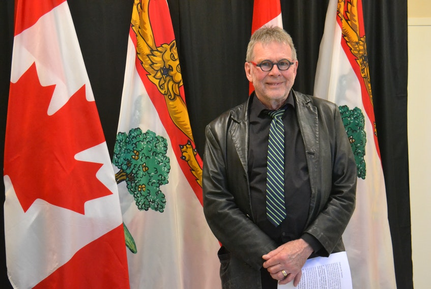 Green MLA Ole Hammarlund questioned the widespread use of double-glazed windows in construction of homes and buildings on P.E.I. He said this is less efficient than the use of triple-glazed windows.