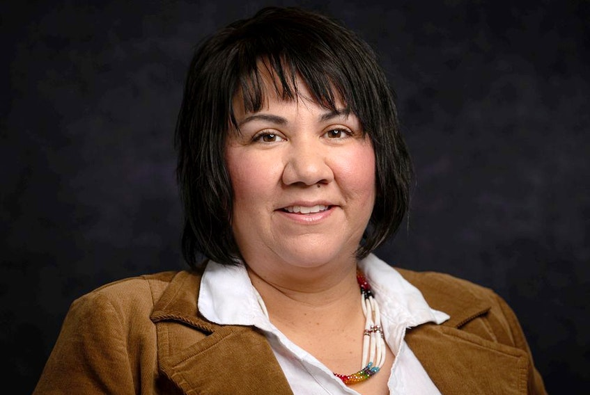 Grizzly Bear's Head Lean Man First Nation Chief Tanya Aguilar-Antiman says the compensation is a huge success for the First Nation. Photo provided by Chief Tanya Aguilar-Antiman on Jan. 20, 2021. (Saskatoon StarPhoenix).