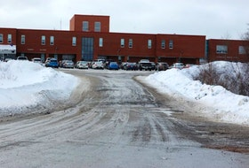 Clarenville High School is getting a new roof. FILE