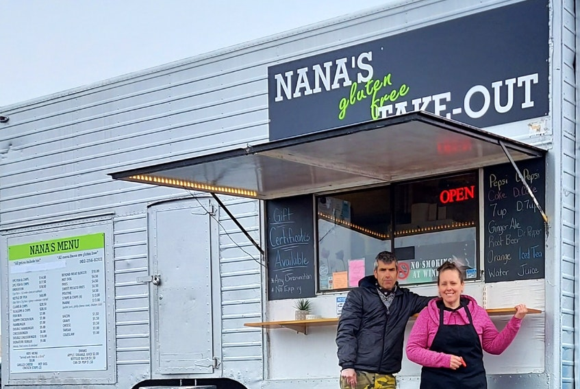 Alecia Dube and her long-time boyfriend Tim Cole, who has celiac disease, know how difficult it is to live a gluten free lifestyle. That's why she opened her own food truck business.