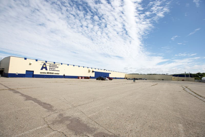 Acadian Seaplants is undertaking an expansion of its Deveau Center manufacturing plant in Annapolis County with the aim of doubling its manufacturing capacity. - Contributed