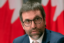 Canadian Heritage Minister Steven Guilbeault.