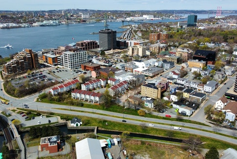 FOR TRANSPORTATION STORY: Alderney Drive is seen in Dartmouth Tuesday May 11, 2021.  TIM KROCHAK PIC