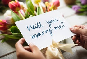 If a marriage proposal makes you doubt its underlying intent, that's not a good sign. Think through your answer very thoroughly.