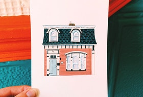 York Street in St. John's, N.L.