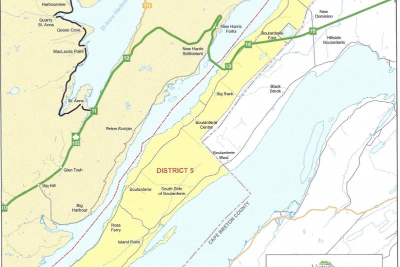 Nova Scotia boundary restrictions during COVID-19 lockdown confuse some Cape Breton residents. - CONTRIBUTED