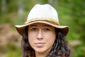 Storyteller, poet, playwright, conservation ecologist and mother, shalan joudry, recently facilitated a virtual oral storytelling workshop offered by the Writers' Federation of Nova Scotia.