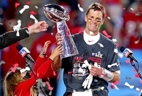 Tom Brady and the Tampa Bay Buccaneers  will open their defence of the Super Bowl against the Dallas Cowboys.