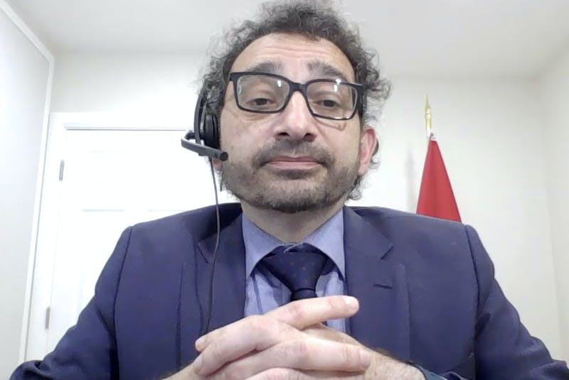 Transport Minister Omar Alghabra  - Contributed