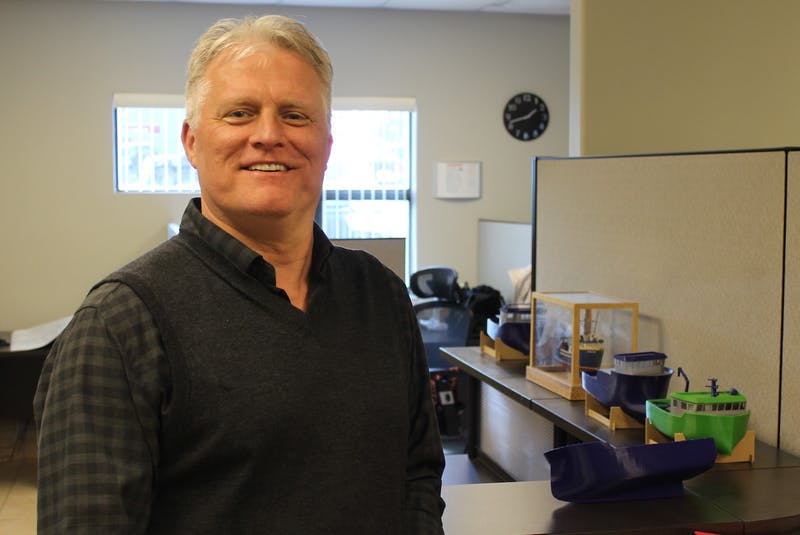 Rick Young is a director with Tri Nav Marine Design, based in St. John's, N.L. - Contributed