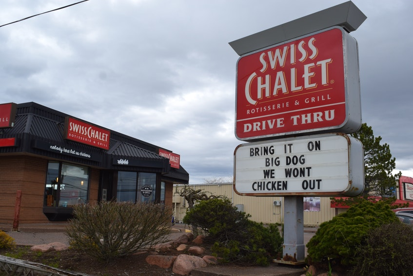 Swiss Chalet is known for its chicken, but claims it