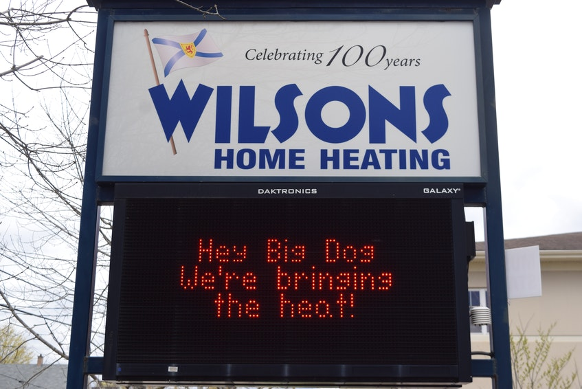 Wilsons Home Heating intends to bring on the heat.  - Chelsey Gould