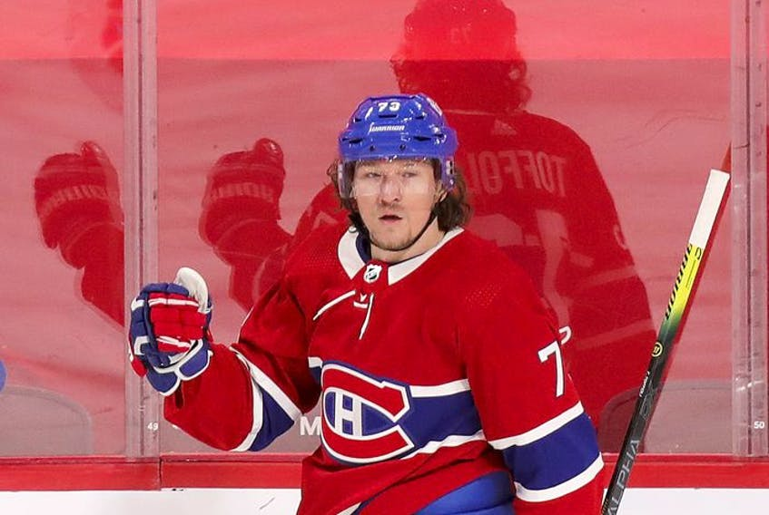 """""""Even though I haven't been able to experience a proper Saturday night at the Bell Centre as a Hab (because of COVID-19) — I know it's going to be incredible when it happens,"""" Tyler Toffoli writes for The Players' Tribune website."""