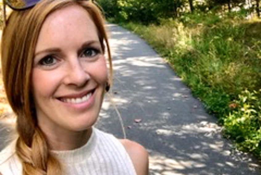 Andrea Ewer, who lives in Halifax, shares how the pandemic has shown her how the little things in life are not so little.