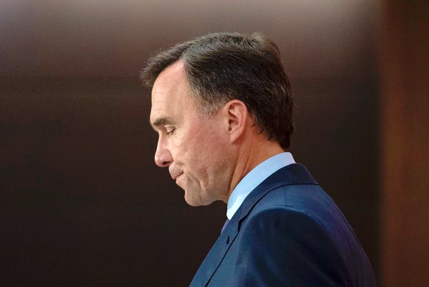 Finance Minister Bill Morneau appears before a House of Commons committee investigating the WE Charity scandal.