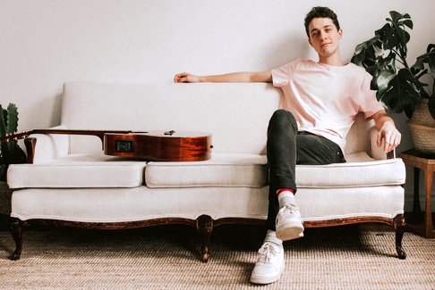 Logan Richard has a lot to say about love in his new eight-song EP, which is reviewed this week by music columnist Doug Gallant.