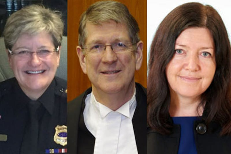 Former Fredericton police chief Leanne Fitch, Michael MacDonald, former chief justice of Nova Scotia, and lawyer Kim Stanton, who practises Aboriginal and constitutional law at Goldblatt Partners LLP in Toronto, are the three Mass Casualty commissioners leading the inquiry into issues surrounding the April 2020 mass shooting in Nova Scotia. - Contributed