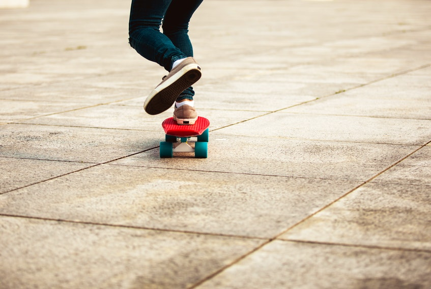 The proposal is being considered to relocate the skate park equipment and replace it with family-friend interactive games.
