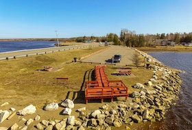 The New Waterford Fish and Wildlife Park in River Ryan, N.S. CONTRIBUTED