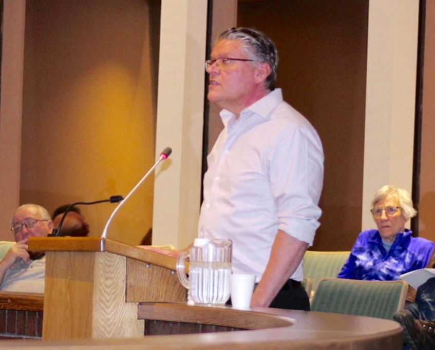 Fred Deveaux is the executive director of Cape Breton Community Housing. FILE