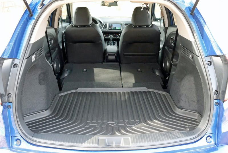 The 2021 Honda HR-V Touring is one of the most cargo-friendly in its class. Postmedia News - POSTMEDIA