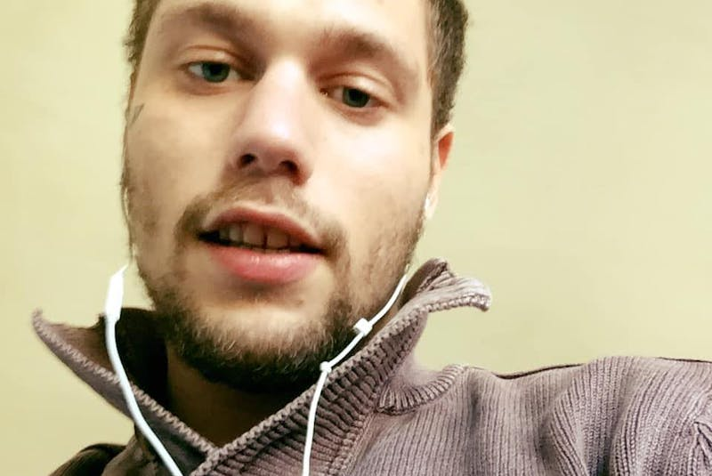 Justin Ronald Adams Clarke, 23, of Elmsdale has been charged with second-degree murder in the death of Tyler Algee, who was shot Wednesday night on the Dartmouth waterfront. Clarke also faces a charge of breaching a firearms prohibition. - Facebook