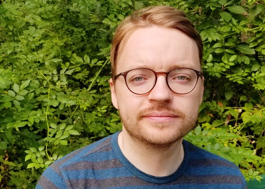 Morgan Murray is the winner of the 2021 Best Atlantic-Published Book Award. - Contributed