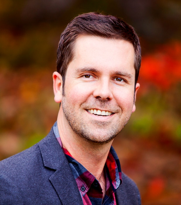 Tom Ryan is the winner of the 2021 Ann Connor Brimer Award for Atlantic Canadian Children's Literature. - Contributed