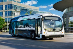 The Cape Breton Regional Municipality is looking into adding electric buses into the Transit Cape Breton fleet. CONTRIBUTED/PROTERRA