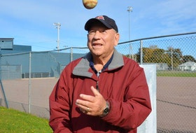 The late Colin (Coke) Grady was a fixture at Queen Elizabeth Park in Summerside for a number of years as a baseball player, coach, administrator and umpire.