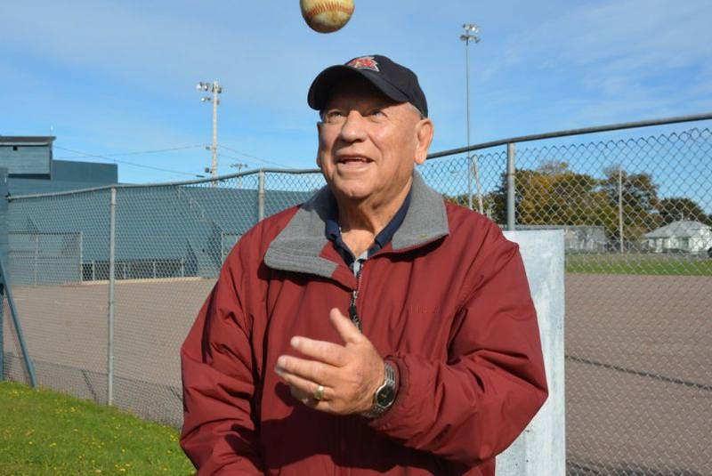 Colin (Coke) Grady was inducted into the Legends Field honour roll in Summerside in 2015.  - File